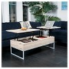 Lift Functional Coffee Table - Christopher Knight Home - image 2 of 4