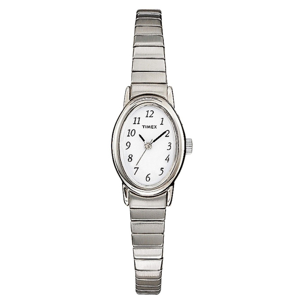 Womens Timex Cavatina Expansion Band Watch - Silver T21902JT Reviews
