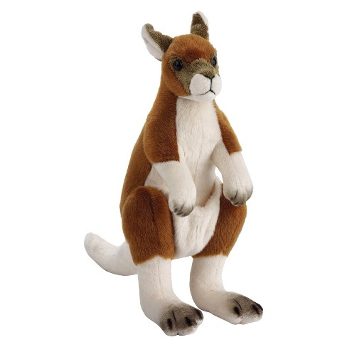 Lelly National Geographic Kangaroo Plush Toy - image 1 of 1