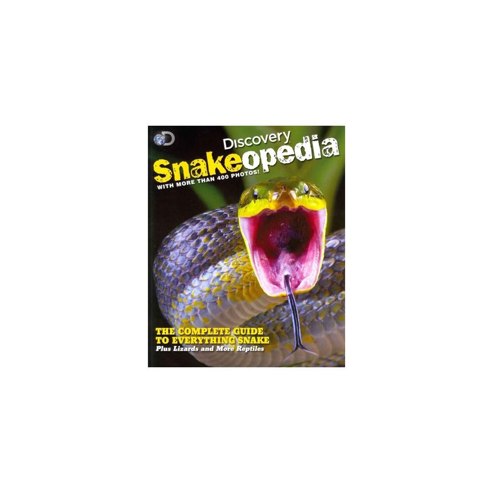 Snakeopedia (Paperback), Books