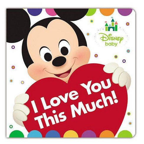 I Love You This Much! (Hardcover) (Nancy Parent) - image 1 of 1