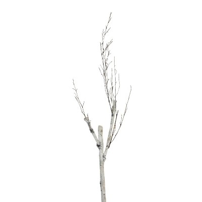"Northlight 46.5"" White And Brown Birch Branch Decoration by Northlight"