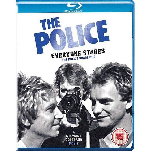 The Police: Everyone Stares, The Police Inside Out (Blu-ray) - image 1 of 1