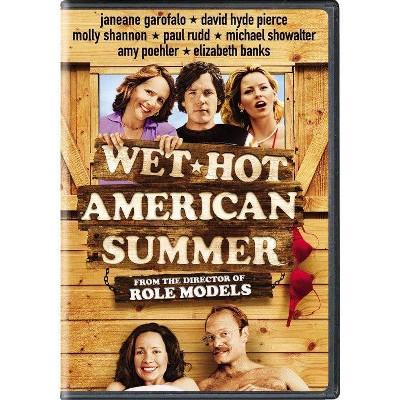Wet Hot American Summer (DVD)(2009)