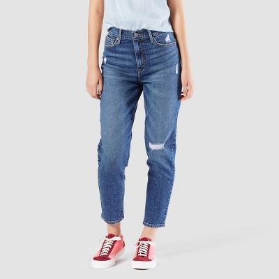 DENIZEN® from Levi's® Women's High-Rise Mom Jeans (Juniors')
