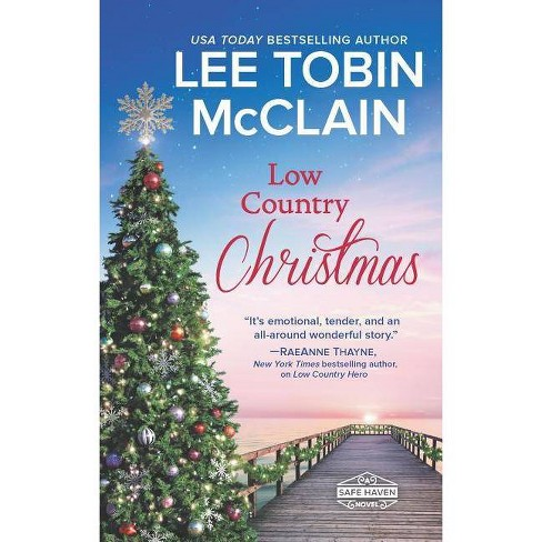 Low Country Christmas - (Safe Haven) by  Lee Tobin McClain (Paperback) - image 1 of 1