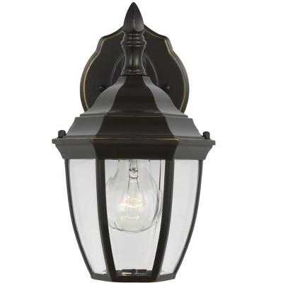 Generation Lighting Bakersville 1 light Heirloom Bronze Outdoor Fixture 88936-782