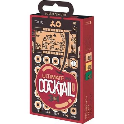 Teenage Engineering Pocket Operator - PO Ultimate Cocktail