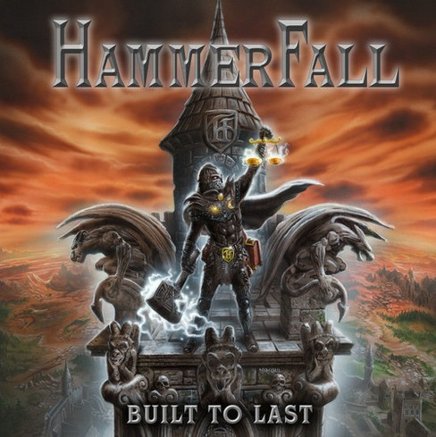 Hammerfall - Built To Last (CD) - image 1 of 1