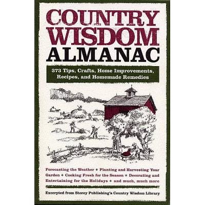 Country Wisdom Almanac - (Wisdom and Know-How) (Paperback)