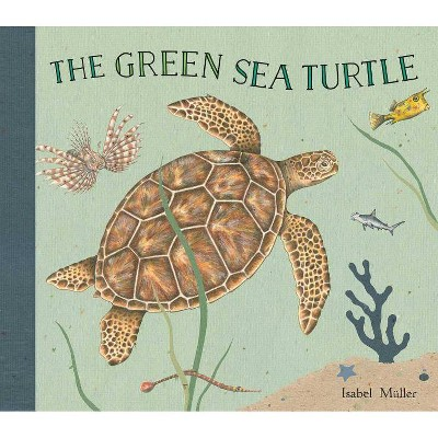 The Green Sea Turtle - by Isabel Muller (Hardcover)