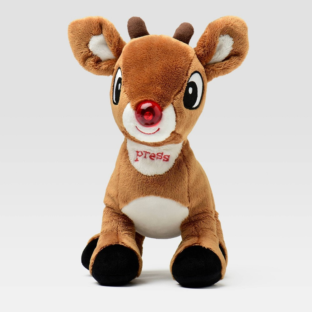 Image of Rudolph the Red-Nosed Reindeer Musical & Light Up
