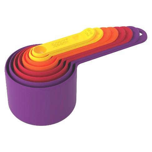 Joseph Joseph Nest Measure 8-Piece Measuring Cup and Spoon Set - image 1 of 4