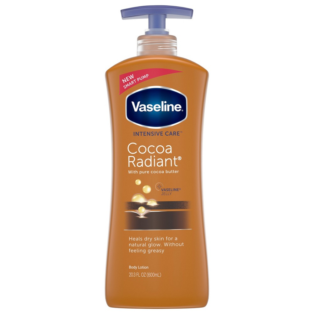Vaseline Intensive Care Cocoa Radiant Lotion - 20.3 oz