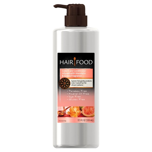 Hair Food Color Care Conditioner Infused with Mandarin & Guava Fragrance 17.9oz - image 1 of 4