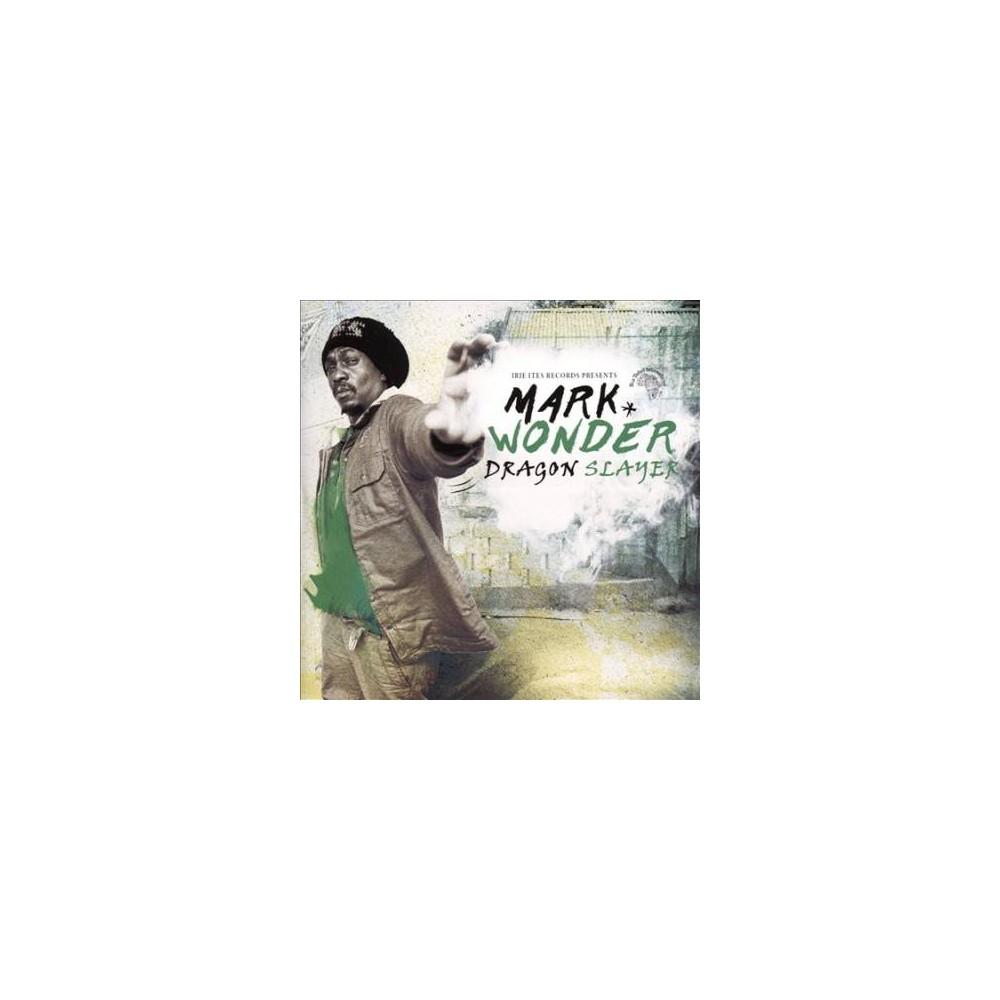 Mark Wonder - Dragon Slayer (CD)