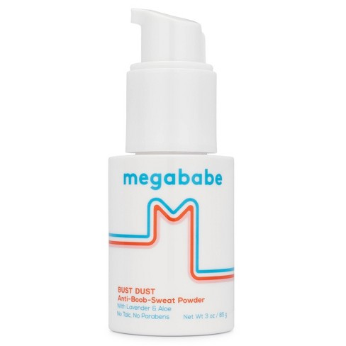 Megababe Bust Dust Anti-Boob-Sweat Spray - 3oz - image 1 of 4