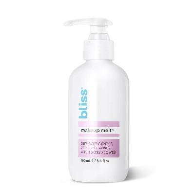 Bliss Makeup Melt Dry/Wet Gentle Jelly Cleanser - 6.4 fl oz