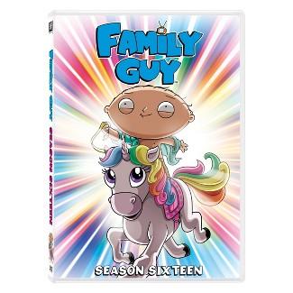 Family Guy : Season 16 (DVD)