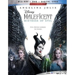 Maleficent: Mistress of Evil (Blu-Ray + DVD + Digital)
