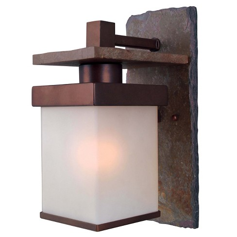 Kenroy Home Boulder 1 light Small Wall Lantern - image 1 of 1
