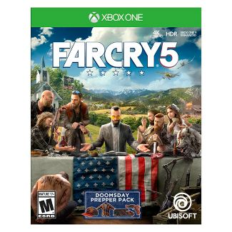 Far Cry 5, Ubisoft, Xbox One, 887256028879