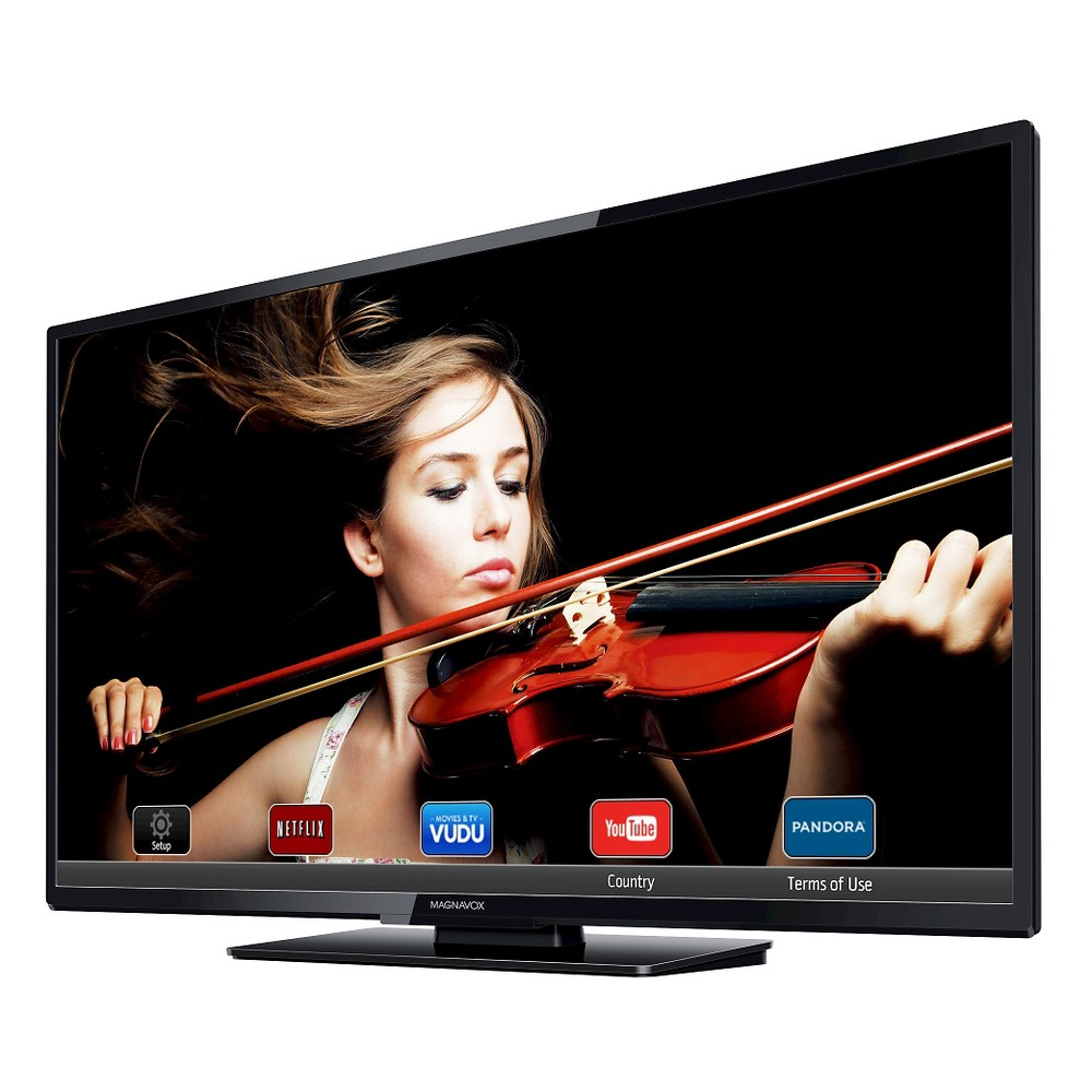 Magnavox 50in Flat Panel LED TV 1080p 60 Hz - Black (50MV314X)