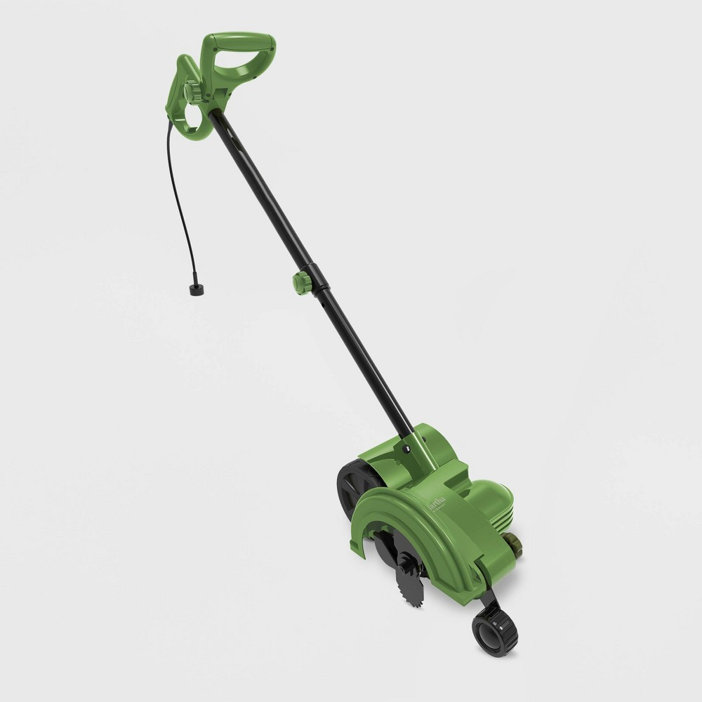 Image of 12Amp 7 Electric Wheeled Garden Lawn And Landscape Edger/Trencher Green - Martha Stewart
