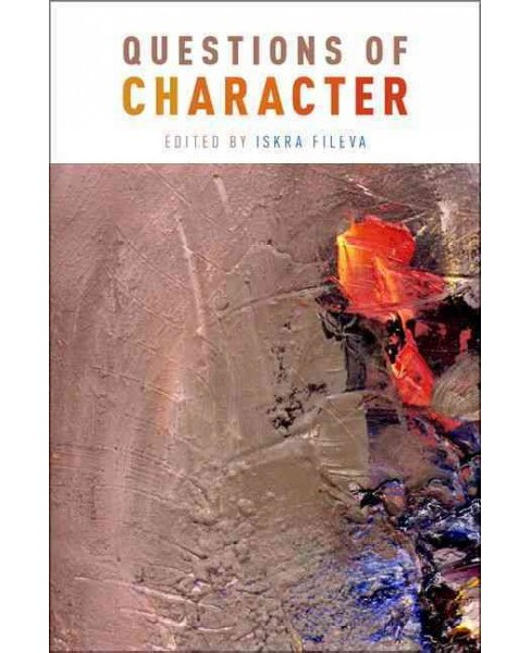Questions of Character (Hardcover) - image 1 of 1