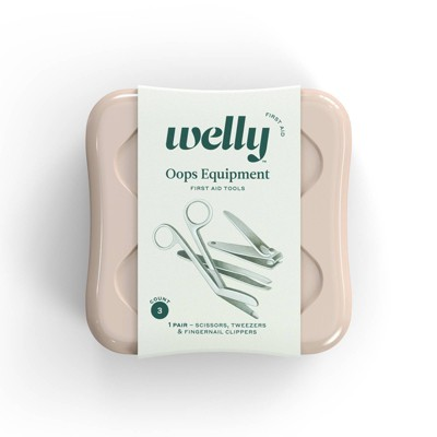 Welly Oops Equipment First Aid Toolkit -3ct
