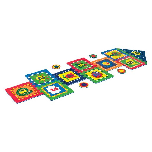 Alex Toys Active Play Hopscotch With Snap Together Boards 15pc