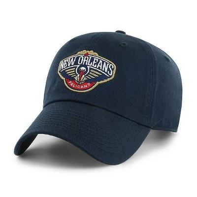 NBA New Orleans Pelicans Men's Clean Up Hat