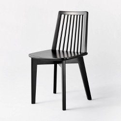 Linden Modified Windsor Wood Dining Chair - Threshold™ designed with Studio McGee