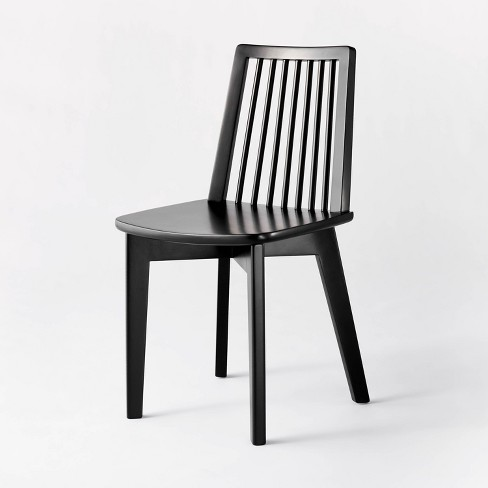 Linden Modified Windsor Wood Dining Chair - Threshold™ designed with Studio McGee - image 1 of 4
