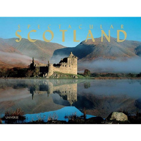 Spectacular Scotland - by  James Gracie (Hardcover) - image 1 of 1