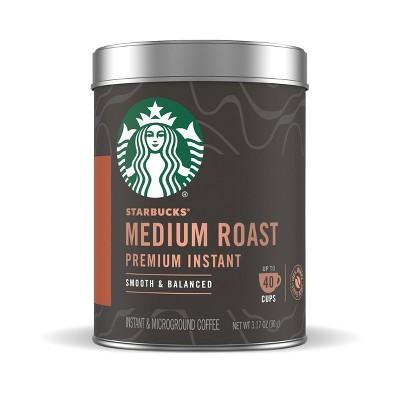 Starbucks Medium Roast Premium Instant Coffee - 3.17oz