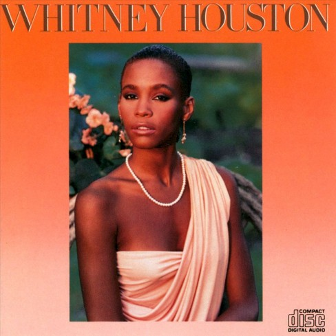 Whitney houston - Whitney houston (CD) - image 1 of 1