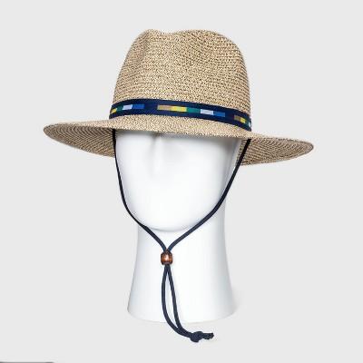 Men's Panama Hat - Goodfellow & Co™ Brown