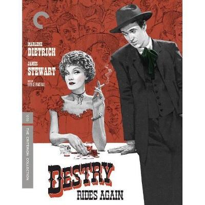 Destry Rides Again (Blu-ray)(2020)