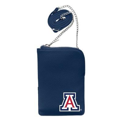 NCAA Arizona Wildcats Pebble Smart Purse