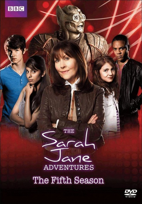 Sarah jane adventures:Comp fifth ssn (DVD) - image 1 of 1