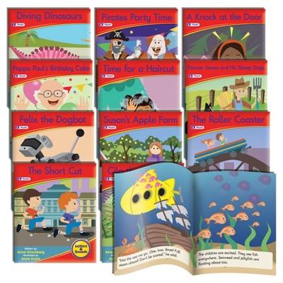Junior Learning Spelling Readers - Fiction Learning Set