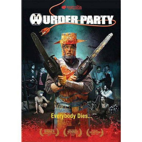 Murder Party (DVD) - image 1 of 1
