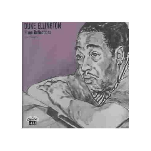 Duke Ellington - Piano Refelections (CD) - image 1 of 1