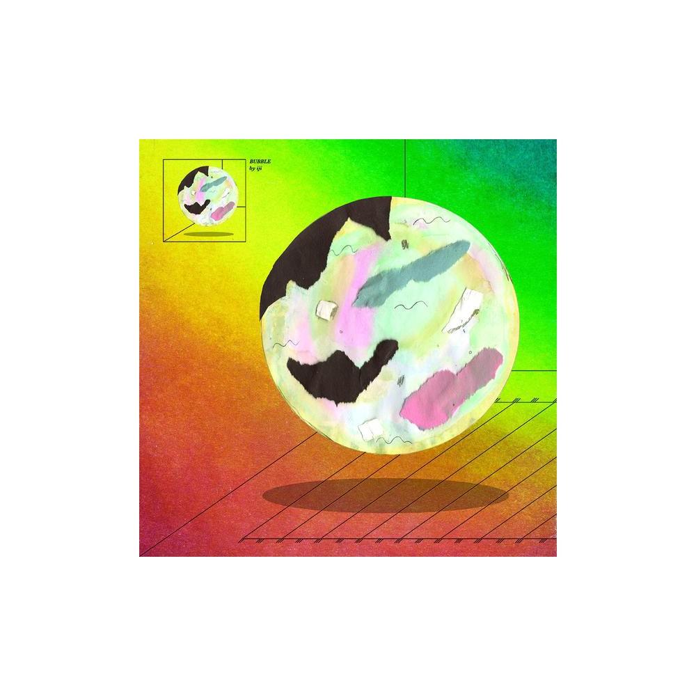 Iji - Bubble (Vinyl), Pop Music