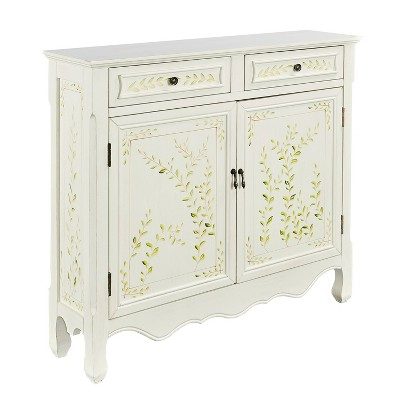 Jenny Hand Painted 2Door Console Table - Powell Company