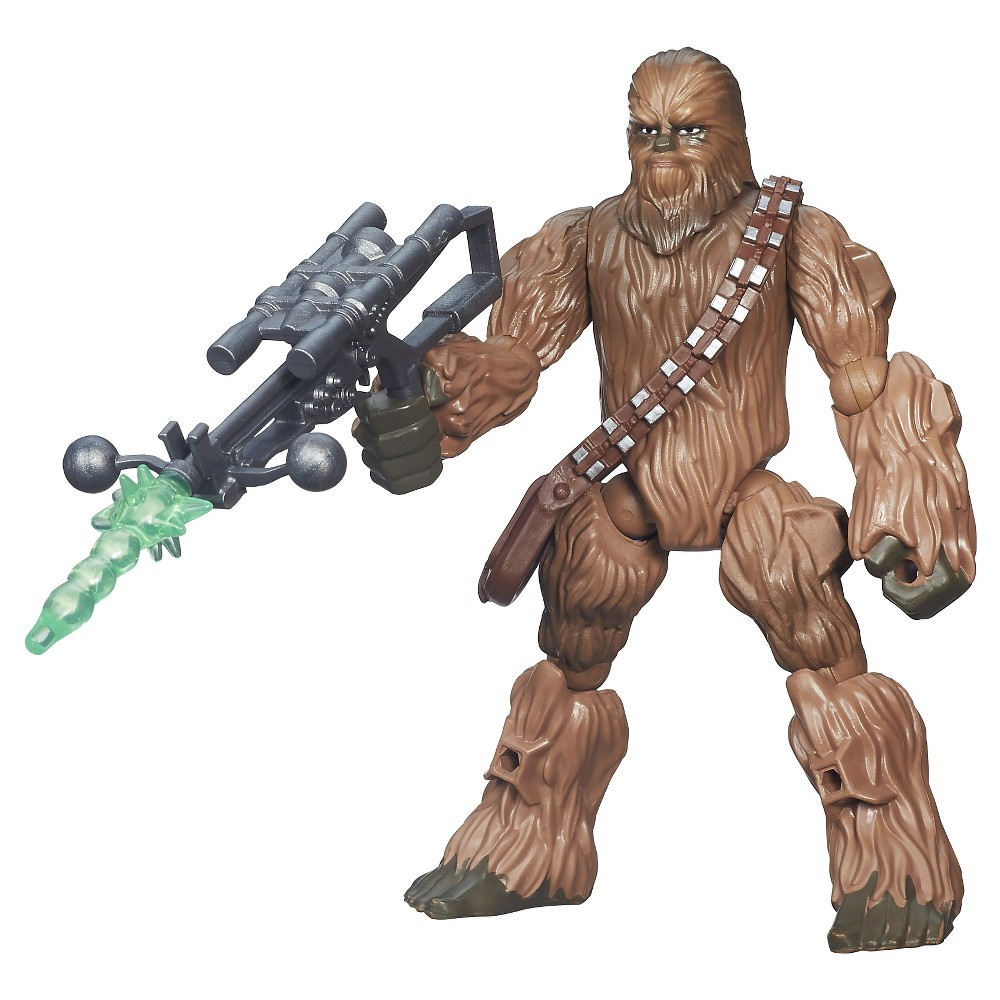 Star Wars Hero Mashers Episode VI Chewbacca Action Figure