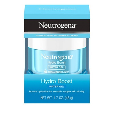 Facial Moisturizer: Neutrogena Hydro Boost Water Gel