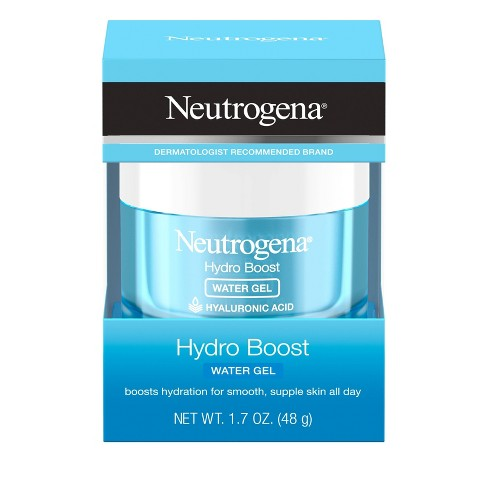 Neutrogena Hydro Boost Hydrating Water Gel Face Moisturizer with Hyaluronic Serum - 1.7 fl oz - image 1 of 4