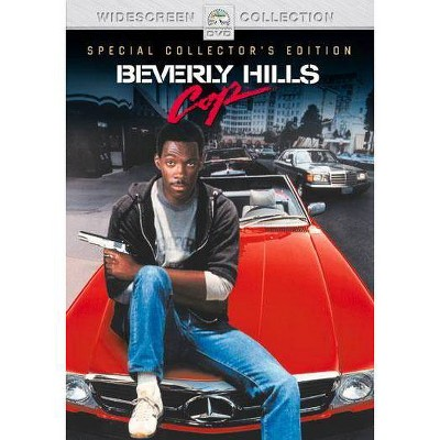Beverly Hills Cop (Paramount Widescreen Collection) (DVD)